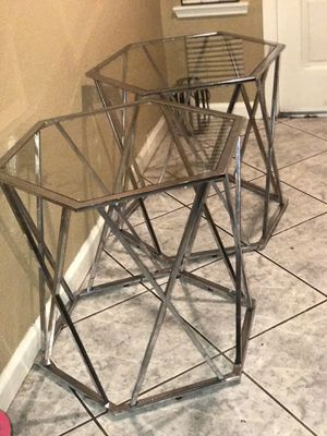 Mirror table for Sale in Turlock, CA