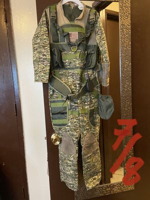 Military boy costume for Sale in Rancho Palos Verdes, CA