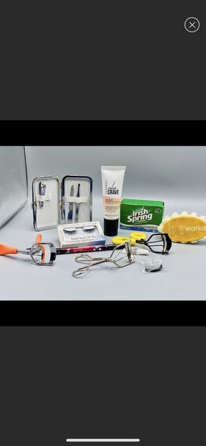Makeup Accessory Bundle for Sale in Sanford, ME