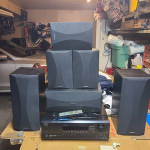 Onkyo Home Theater Package for Sale in Kirkland, WA