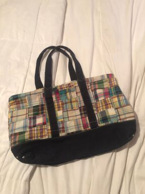 JCrew patchwork tote bag for Sale in Moon, PA
