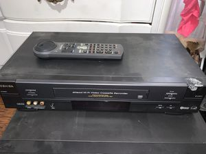 Toshiba W-627 VHS VCR Hi-Fi Stereo Video Cassette Player Recorder Tested for Sale in Norwalk, CA