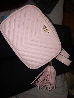 Light pink victory secret waist bag for Sale in Redwood City, CA