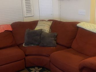Couch-must Go You Pick Up for Sale in Kuna,  ID