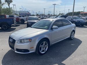 2008 AUDI A4 TURBO S-LINE CLEAN ONLY $3900 CASH for Sale in Orlando, FL