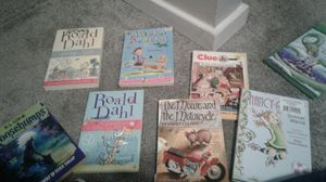 8 books for Sale in Crownsville, MD