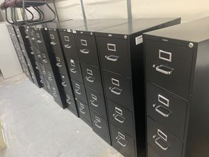 HON filing cabinets for Sale in Plano, TX