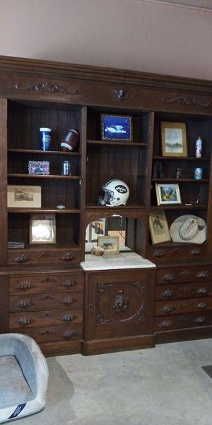 Entertainment center antique for Sale in Austin, TX