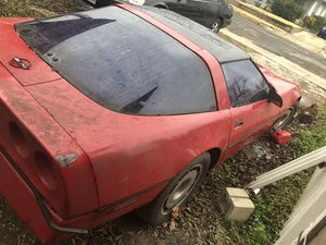 1984 Chevy Corvette for Sale in Fort Worth, TX