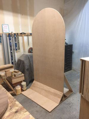 Plywood backdrop for Sale in Cary, NC
