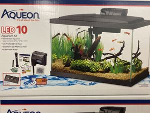 aquarium used for 2 months for Sale in Bedford Park, IL