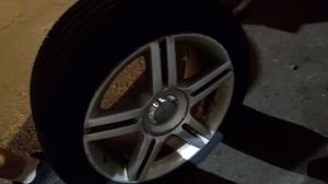 Audi rims 17 inches for Sale in Maywood, IL