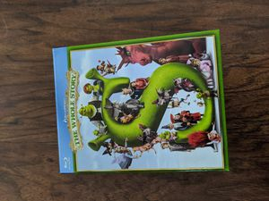 Shrek- The Whole Story collection for Sale in Bakersfield, CA