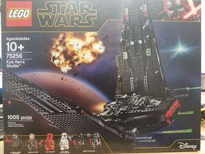 Brand New Lego Star Wars Kylo Rens shuttle for Sale in Bell, CA