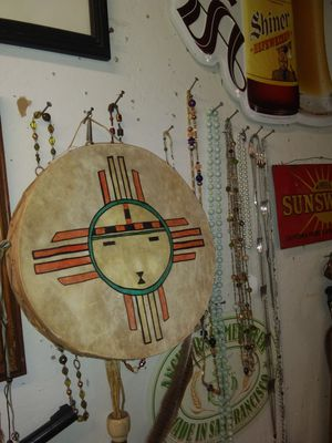 Leather powwow drum for Sale in Chico, CA