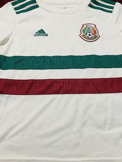 Mexico Youth authentic jersey small for Sale in Vernon,  CA