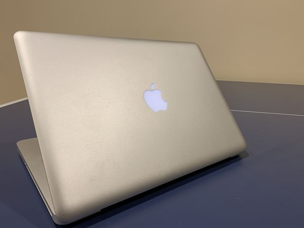 Apple MacBook Pro 2012 Upgraded to 16GB RAM, 480Gb Solid State drive