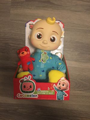 Cocomelon JJ Musical bedtime Doll for Sale in San Diego, CA