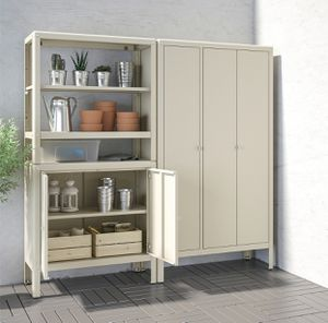 Indoor / outdoor storage cabinet for Sale in San Francisco, CA