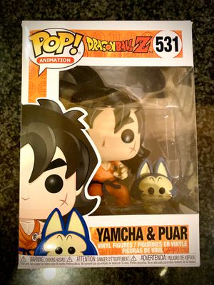FUNKO POP YAMCHA AND PUAR - DRAGONBALL Z for Sale in Chicago, IL