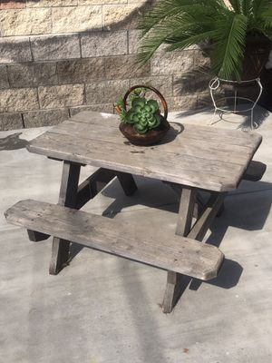 Small Wooden Table for Sale in Selma, CA