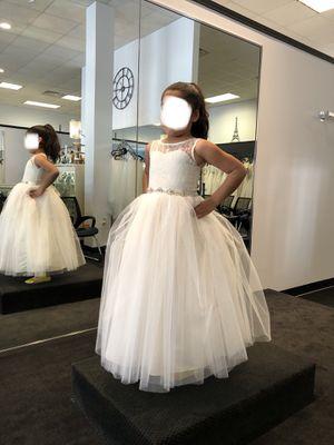 Flower girl dress for Sale in Manor, TX