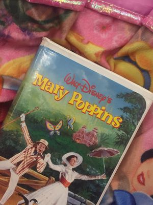 Marry Poppins VHS for Sale in Temple City, CA