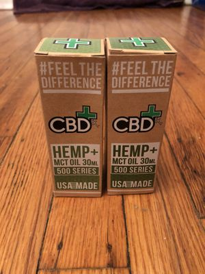 Brand New CBDfx Full Spectrum 30ml CBD Hemp Oil 500mg/ea for Sale in Philadelphia, PA
