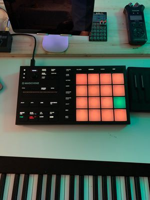 Maschine Mikro from native instruments for Sale in Seattle, WA