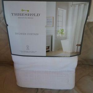Threshold Shower Curtain for Sale in Chesapeake, VA
