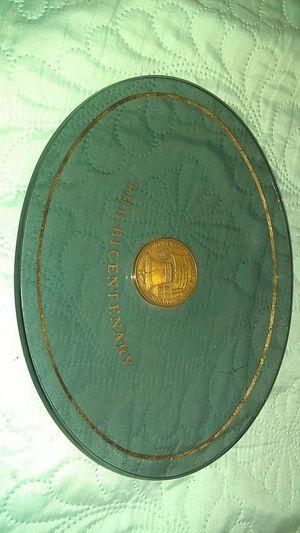 The Bicentenary commemorative plate for Sale in El Monte, CA