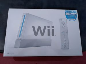 Nintendo Wii Sports Bundle - New Open Box for Sale in Kenmore, WA