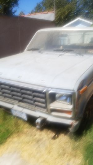 1980 f150 custom for Sale in San Bernardino, CA