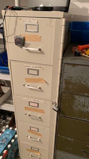 """File cabinet """" poor mans safe"""" for Sale in BETHEL, WA"""