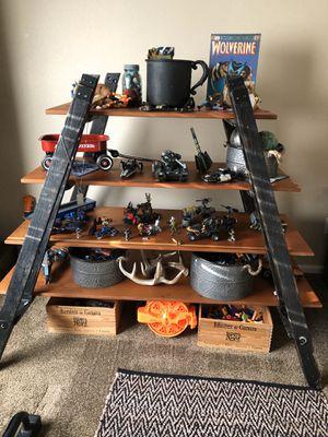 Farm house ladder shelf for Sale in Graham, WA
