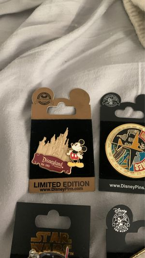 Disney pins for Sale in Clayton, NC