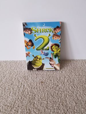 Shrek 2 DVD Widescreen Bonus Features for Sale in Toms River, NJ
