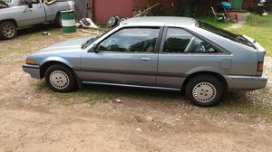 87 Honda Accord lxi hatchback for Sale in Portland, OR
