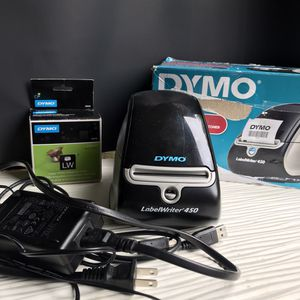 Dymo label writer 450 for Sale in Gaithersburg, MD
