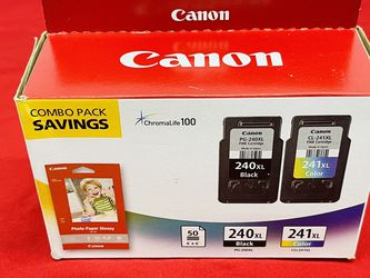 NEW / Canon Combo Pack Inks for Sale in San Diego,  CA