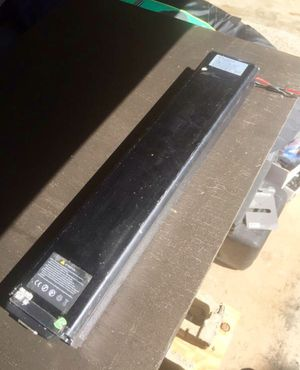 $40 DOLLAR 48-Volt LITIUM-ION BATTERY PACK for Sale in Azusa, CA