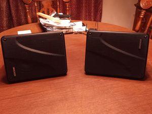 Kicker indoor/outdoor wall mount speakers for Sale in Niagara Falls, NY