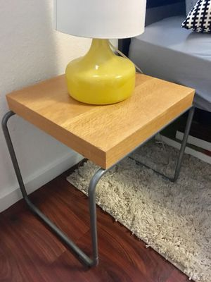 Ikea end table for Sale in Austin, TX