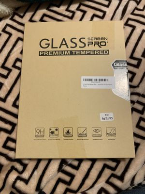 Glass screen protector for IPad for Sale in Selma, CA