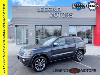 2017 Jeep Grand Cherokee for Sale in Highland Park,  MI