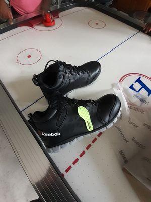 Reebok steel toe shoes for Sale in Ocoee, FL