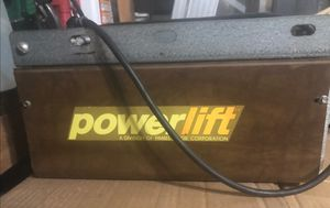 Used PowerLift Chain Single or Double Doors Garage Doors Opener w/2 remotes for Sale in Holden, MA