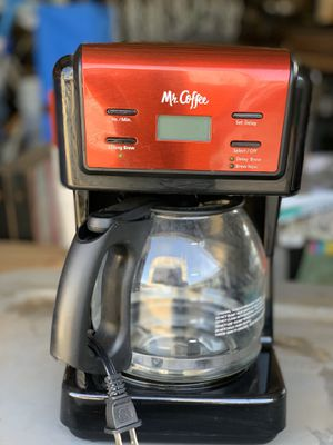 Mr. Coffee 12 cup Programmable Coffee Maker for Sale in La Mirada, CA