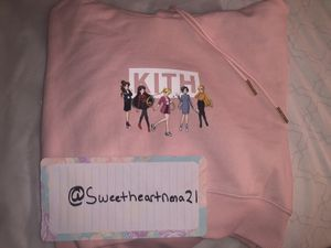 SOLD OUT KITH PINK HOODIE for Sale in Stone Mountain, GA