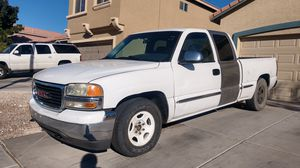 Parting only 2002 GMC Sierra for Sale in Las Vegas, NV